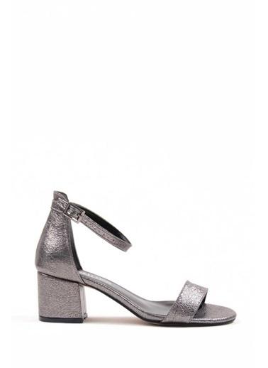Gob London Ayakkabı Gümüş